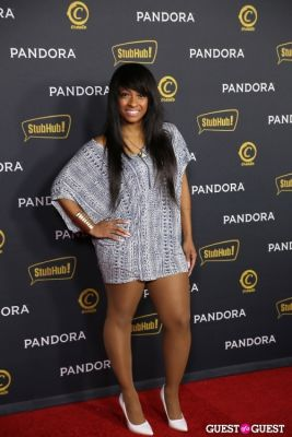 shanell woodgett in Pandora Hosts After-Party Featuring Adrian Lux on Music's Most Celebrated Night