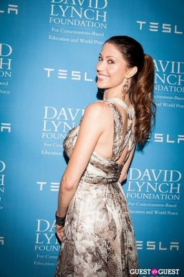 shannon elizabeth in Alpina Doorman Challenge And VIP Party.