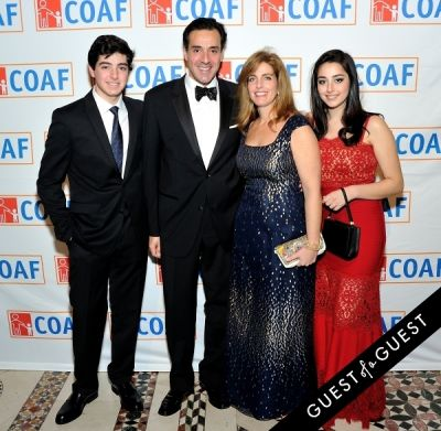 ara kervandjian in COAF 12th Annual Holiday Gala
