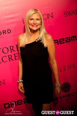 sharen turney in Victoria's Secret 2011 Fashion Show After Party
