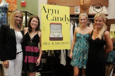 ashley taylor in Front Row kick off event- Jill Kargman's Arm Candy at Ginger