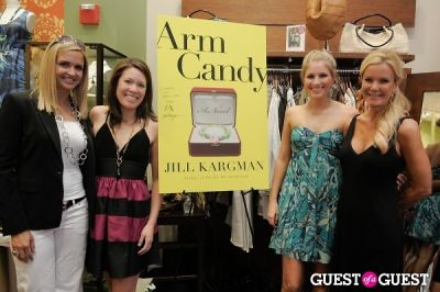 susanna quinn in Front Row kick off event- Jill Kargman's Arm Candy at Ginger