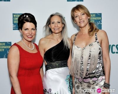 sharon kerr in Wildlife Conservation Society Gala 2013