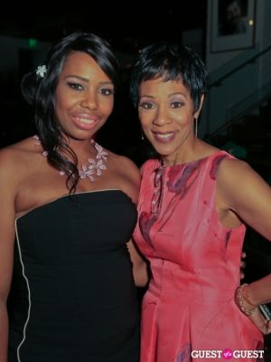 andrea roane in Newsbabes Bash for Breast Cancer 2013
