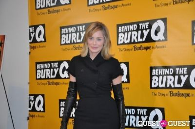 sharon stone in Behind The Burly Q Screening At The Museum Of Modern Art In NY