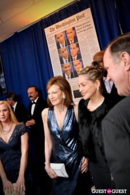 lally weymouth in Washington Post WHCD Reception 2013