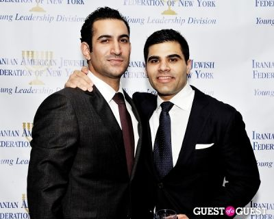 shawn naim in IAJF 12th Ann. Gala Young Leadership Division After Party