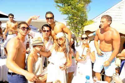 shawn sadri in Day and Night Beach Club 4th July Party
