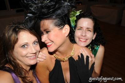 shawneen matask in The Pointe Suite Art Ball