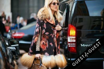 shea marie in Milan Fashion Week Pt 3