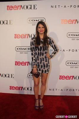 shelley hennig in 9th Annual Teen Vogue 'Young Hollywood' Party Sponsored by Coach (At Paramount Studios New York City Street Back Lot)