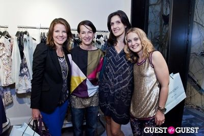 shelton smith in The Well Coiffed Closet and Cynthia Rowley Spring Styling Event
