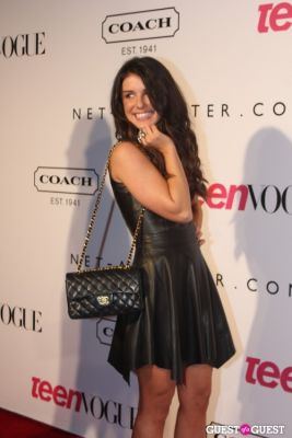 shenae grimes in 9th Annual Teen Vogue 'Young Hollywood' Party Sponsored by Coach (At Paramount Studios New York City Street Back Lot)