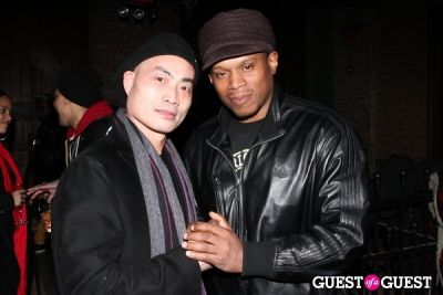 sway calloway in FRANK After Party Celebrates Chapter 51 Of The FRANK BOOK