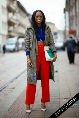 shiona turini in Milan Fashion Week Pt 1
