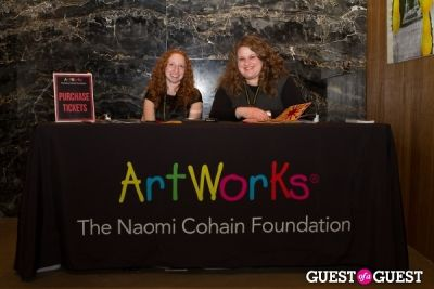 shira richman in ArtWorks 2012 Art Auction Benefit