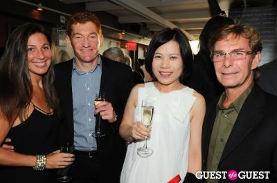 shirley lin in VIA SPIGA 25TH ANNIVERSARY EVENT/PARTY