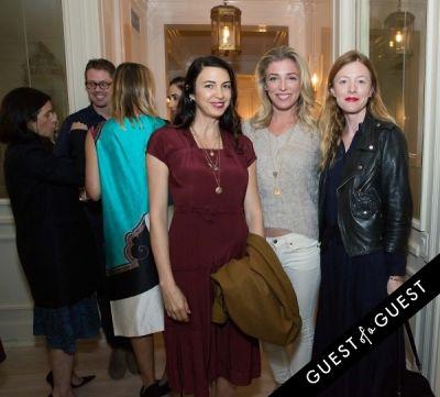 shiva rose in CAP Beauty + Jenni Kayne Dinner