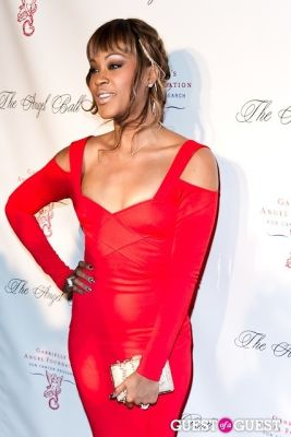 shontelle in Gabrielle's Angel Foundation Hosts Angel Ball 2012