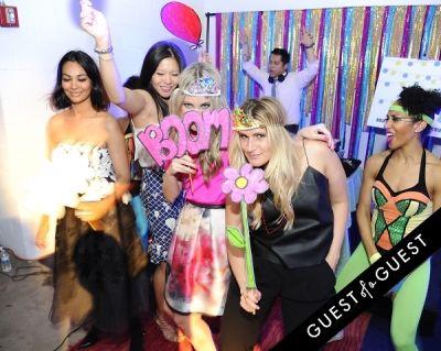joey lico in 2014 Chashama Gala