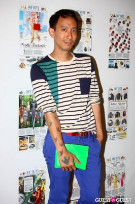 sidney prawatyotin in Summer Pool Party With Off Duty The Lifestyle Section of The Wall Street Journal
