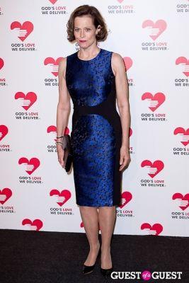 sigourney weaver in God's Love We Deliver 2013 Golden Heart Awards
