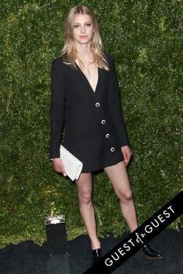 sigrid agren in Chanel's Tribeca Film Festival Artists Dinner