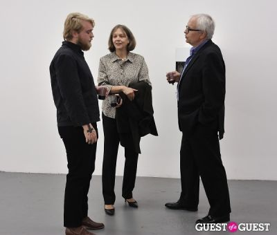 silas van-der-swaagh in Barnaby Hosking - New Works opening at Charles Bank Gallery
