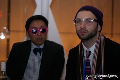 simeon kasmetski in Richie Rich's NYE party