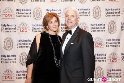 j.d. white in Italy America CC 125th Anniversary Gala