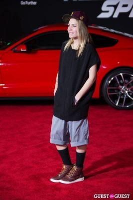 skylar grey in U.S. Premiere Of Dreamworks Pictures