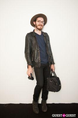skylar williams in NYC Fashion Week FW 14 Street Style Day 1