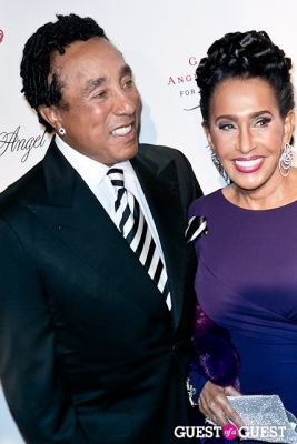 smokey robinson in Gabrielle's Angel Foundation Hosts Angel Ball 2012