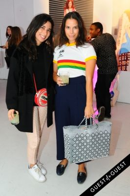 sofia cavallo in Refinery 29 Style Stalking Book Release Party