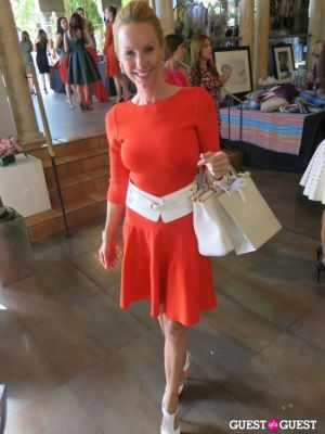sofia joelsson in Wine, Women & Shoes at the Coral Gables Country Club