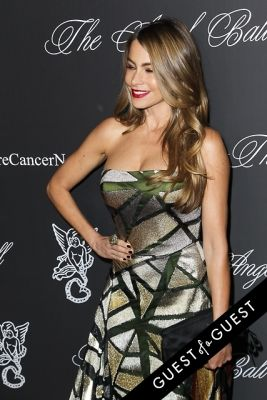 sofia vergara in Angel Ball 2014