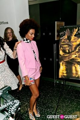 solange knowles in EPIX & Vanity Fair Present: Documentary, 50 Years of James Bond