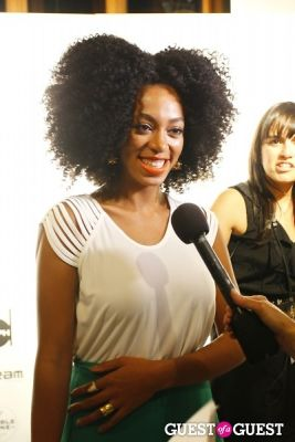 solange knowles in Grand Opening of Dream Downtown Hotel