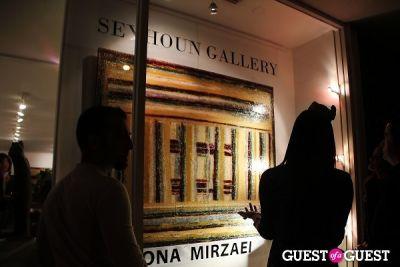 Seyhoun Gallery presents contemporary artist Sona Mirzaei