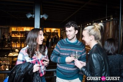 sondra ortagus in The Frye Company Pop-Up Gallery