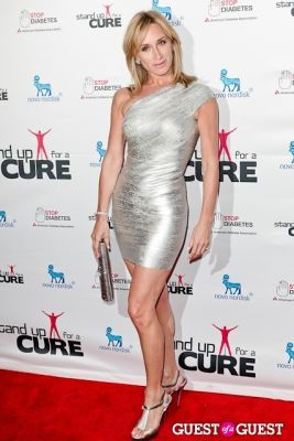 sonja morgan in Stand Up for a Cure 2013 with Jerry Seinfeld