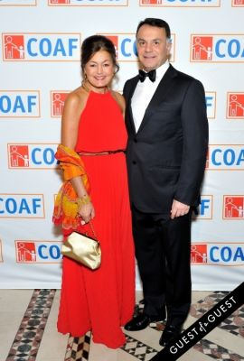 ara hacet in COAF 12th Annual Holiday Gala