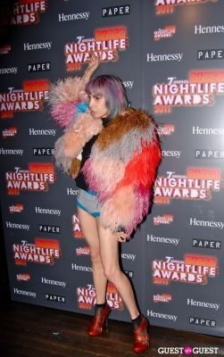 sophia lamar in 7th Annual PAPER Nightlife Awards