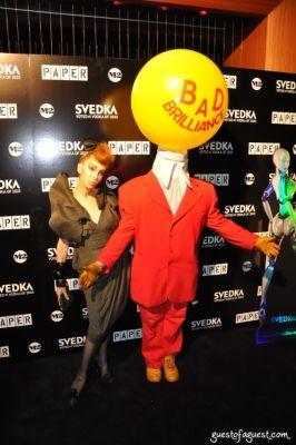 sophia lamar in Paper Magazine 2009 Nightlife Awards