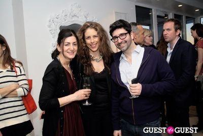 dini von-mueffling in Vogue & Escada Party