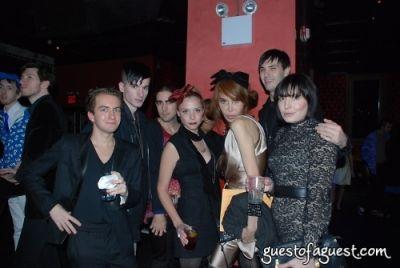greggor dinwoodie in Paper Mag NYC Nightlife Awards