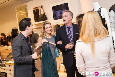 sophie pachella in Equinox & Rebecca Taylor Holiday Preview to support Strides Against Breast Cancer