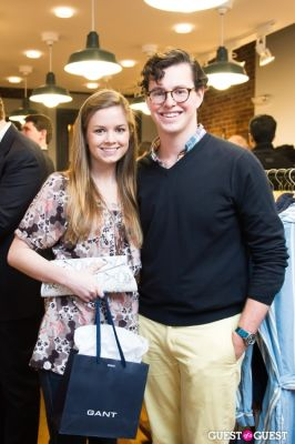 sophie pyle in GANT Spring/Summer 2013 Collection Viewing Party