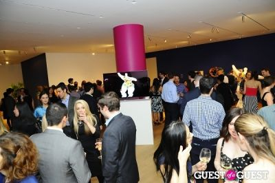 lg atmosphere in IvyConnect NYC Presents Sotheby's Gallery Reception