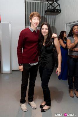 spencer kohn in SS12 Fashion Presentations of YOON & Gabriela Moya